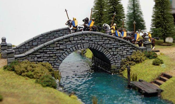Bridge terrain
