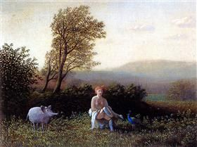 Friends - Michael Sowa