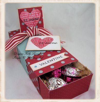 Diy Valentine Goodie Box Make Your Own Little Box To