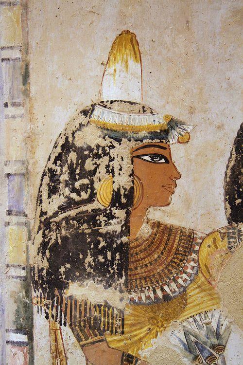 Tumb of Menna ~ Luxor ~ Egypt