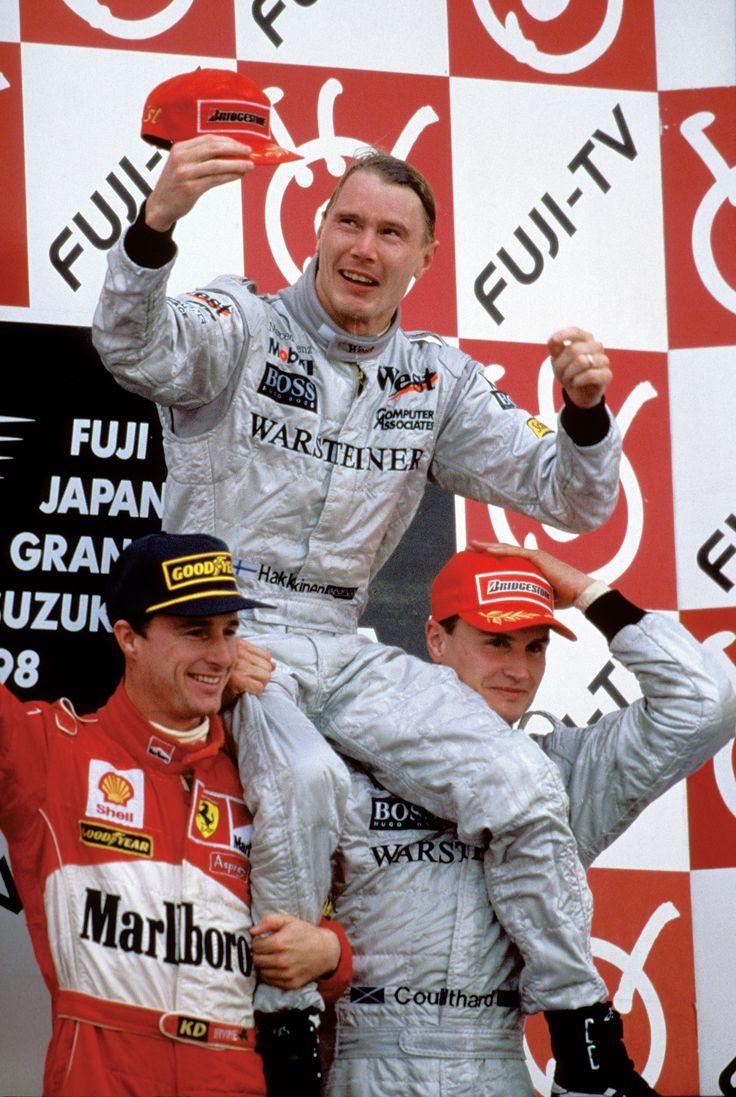Mika Hakkinen 1998 | Mika Hakkinen