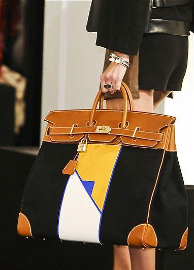 """Hermes - Beautiful """"big"""" bag."""