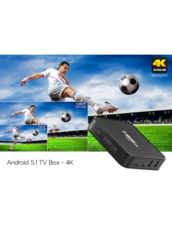 T95m 4K 2GB Android TV Box