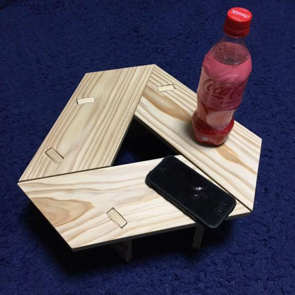 Mini Table テーブル 自作 の8枚目の写真 キャンプ テーブル 自作 キャンプ 自作 キャンプ テーブル Diy