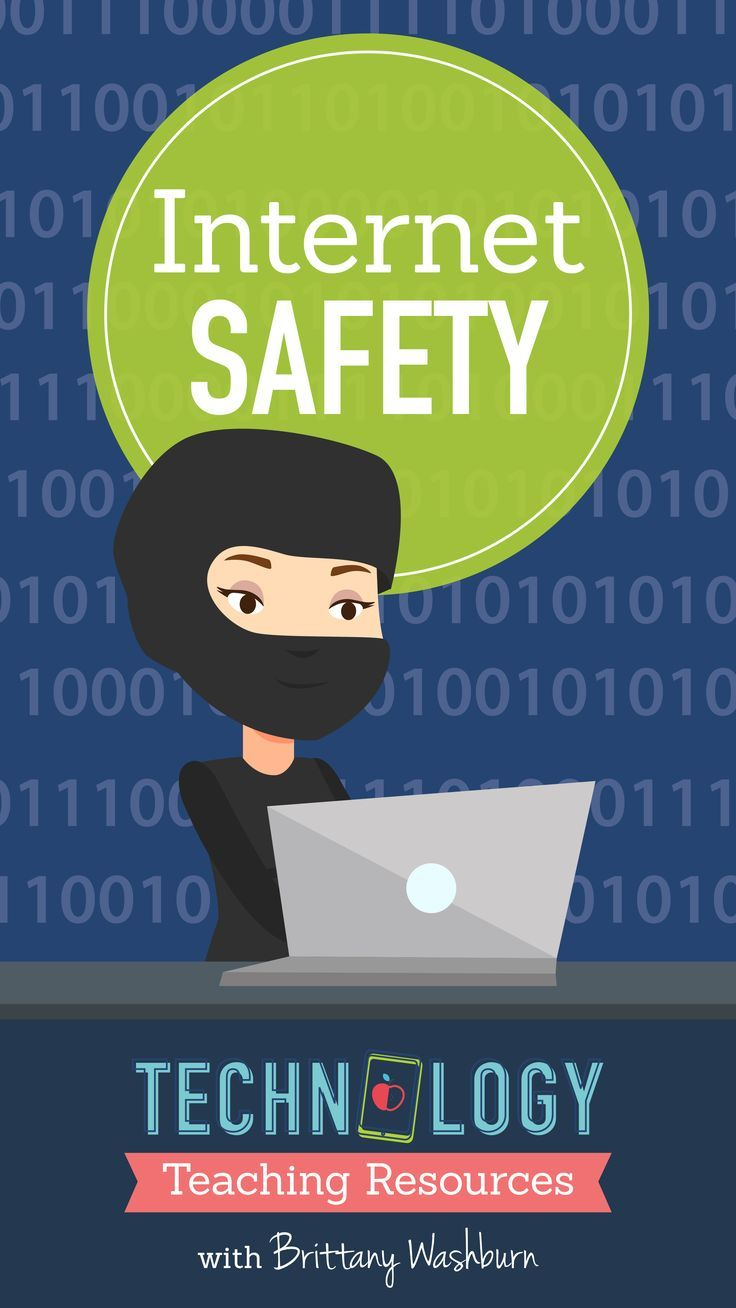 kindergarten internet safety lessons