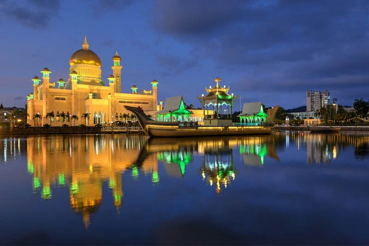 15 Places to Visit in Brunei