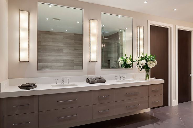Contemporary Baths | The Place For Kitchens and Baths
