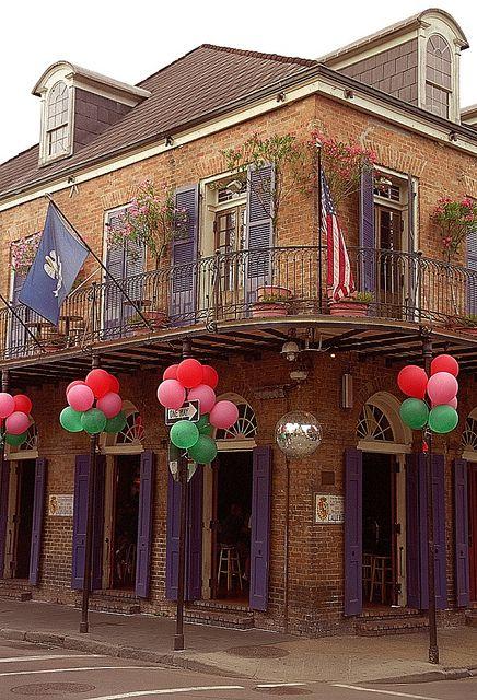 New Orleans French Quarter Quot Bourbon Street Quot Laissez