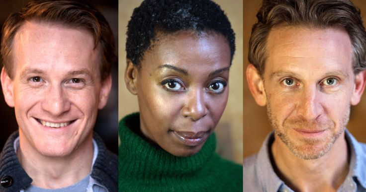 'Harry Potter and the Cursed Child' Cast Revealed with One Big Change -- Jamie Parker, Noma Dumezweni and Paul Thornley have signed on to portray Harry, Ron and Hermione in 'Harry Potter and the Cursed Child'. -- http://movieweb.com/harry-potter-8-cursed-child-cast-play/