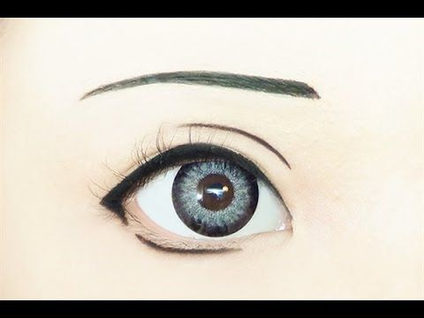 GoBoiano - Take Your Cosplay To A Whole New Level With These 15 Anime Eye Makeup Tutorials