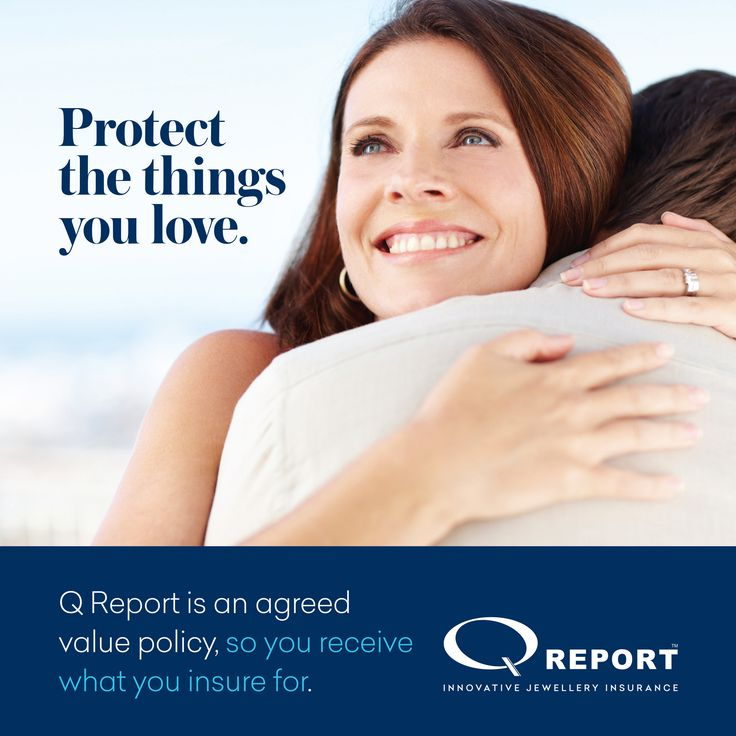 Q Report is an agreed value policy, so you receive what you insure for.