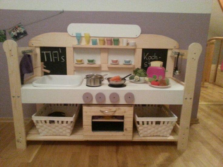 Spielküche gartenbank