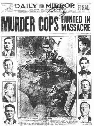 st valentines day massacre - Google Search