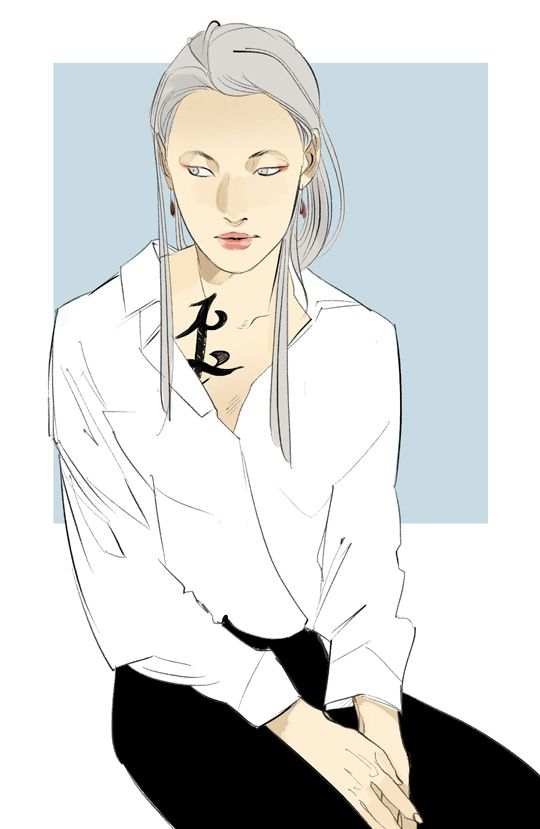The characters of the Infernal Devices, gender-swapped. Jem/Jemma