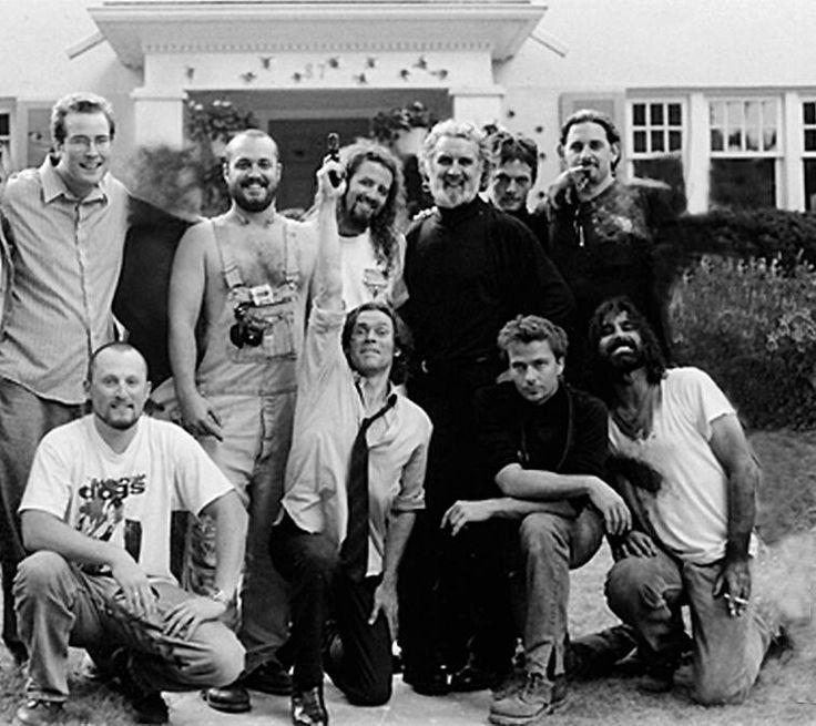Boondock Saints, cast picture