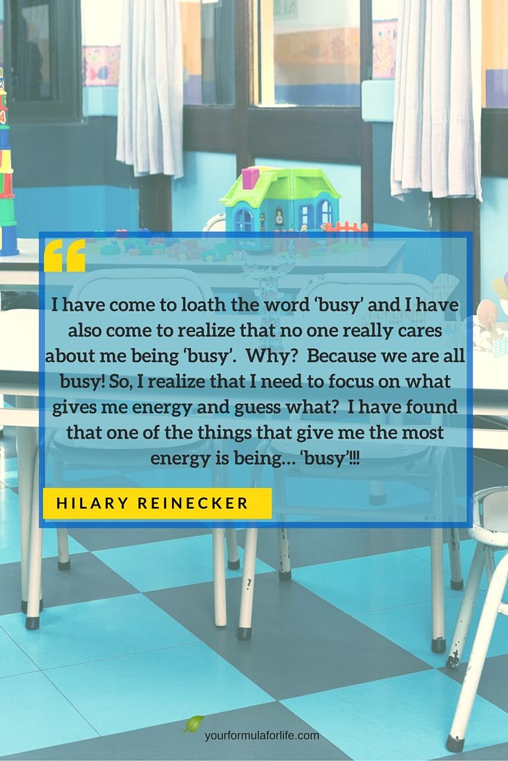 Busy vs. engaged - how do you spend your time and how does it make you feel?  Check out guest blog by Hilary Reinecker who contemplated this very thing as she took the summer months to reflect on her Formula for Life.