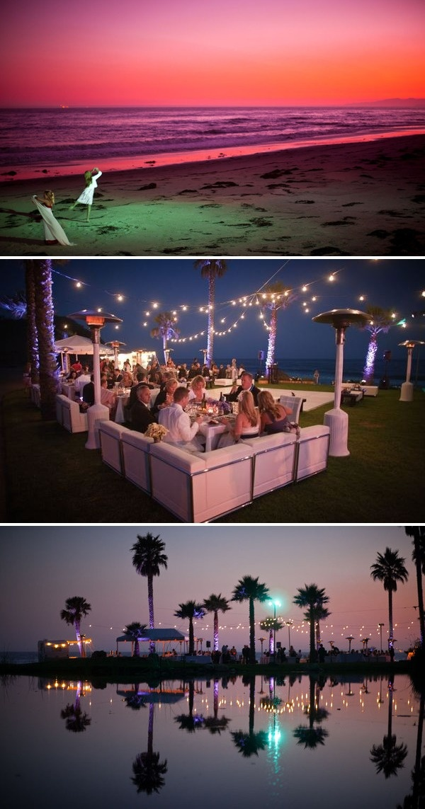 beautiful wedding places in northern california%0A Santa Barbara Wedding with Chic Details