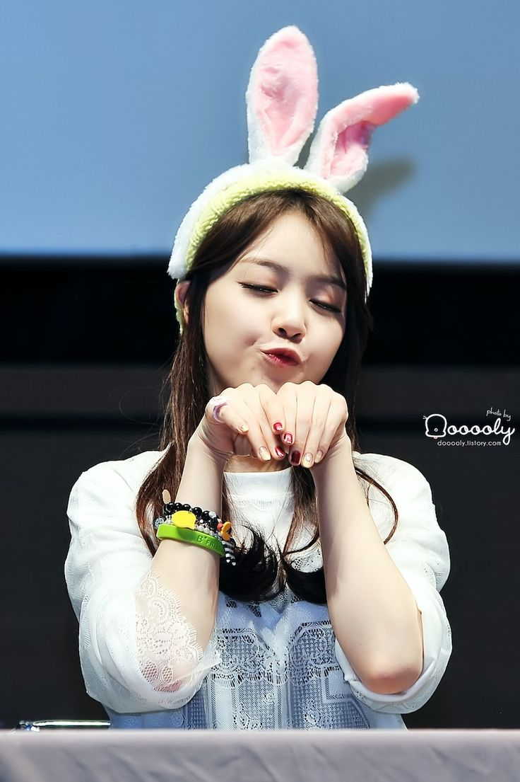 Girl's Day - Minah