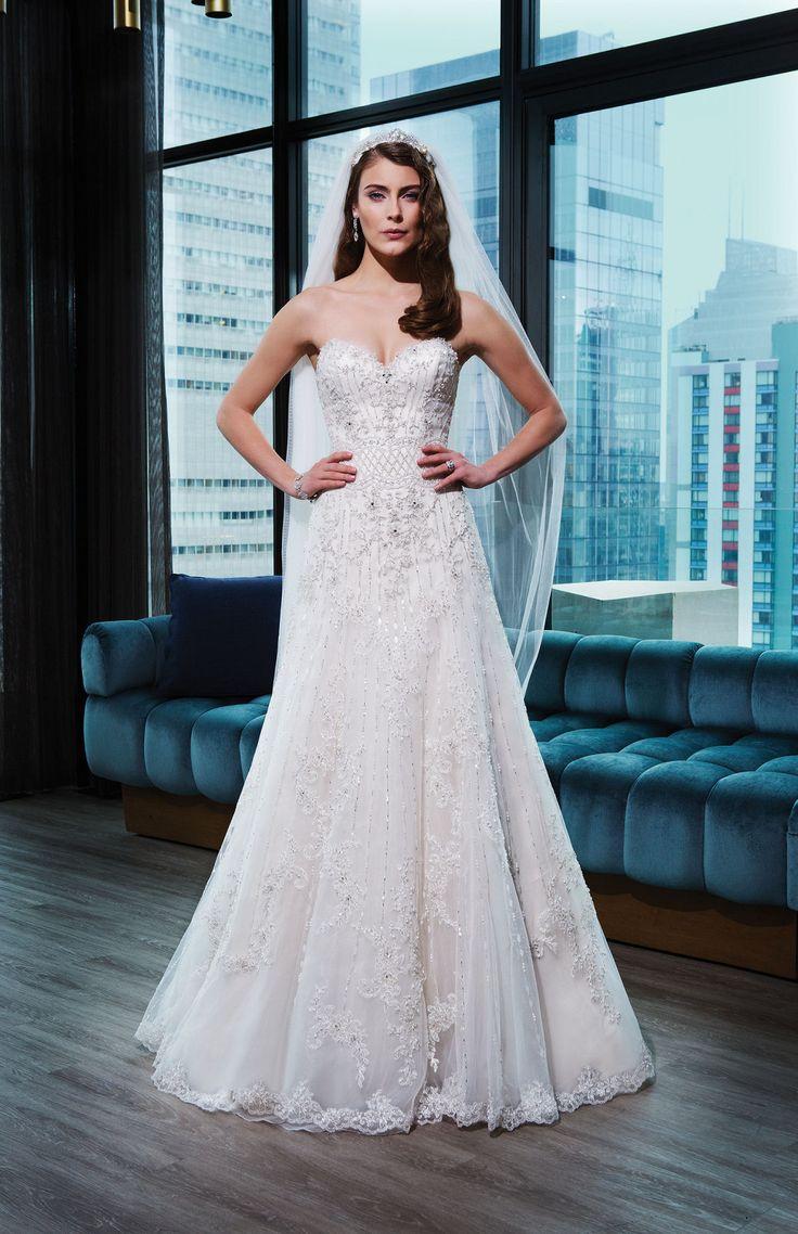 771 best Wedding Dresses images on Pinterest | Wedding frocks, Short ...