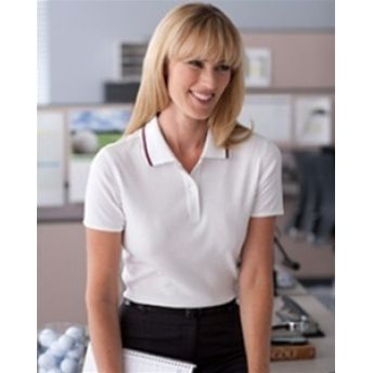 1149C #Ashworth #Ladies' Performance Wicking Blend Polo. Buy at wholesale price.