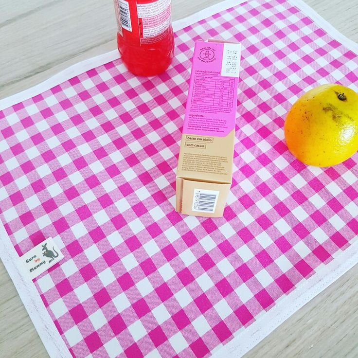 Jogo Americano Picnic Care by Mammy 30 X 40 cm