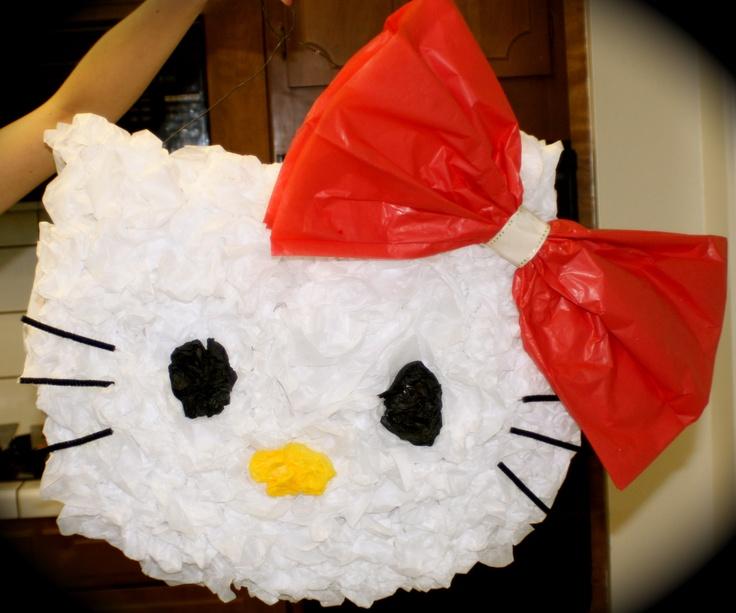 pinata diy on Pinterest | Monster Pinata, Angry Birds and Hello ...