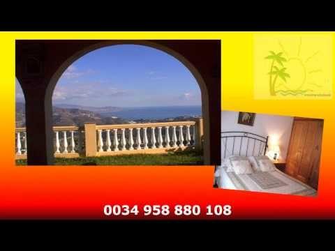 Appartement Top Urlaub Appartement Almunecar, Salobreña Costa Tropical, Spanien http://top-urlaub.comBeispiel Ferienhäuser EigenschaftenNr. 13 Appartement AntonioDirekt am Sandstand Playa Cabria liegen die Appartements Antonio. Am Ende des Fußweges (bei An- und Abreise kann mit dem Auto vorgefahren werden) zur Bucht Curumbico liegt dieses ruhige Ferienhaus mit 2 Studios, Appartements und Penthouse Appartements für 2 - 4 Personen.Von der Terrasse können Sie direkt zum Strand und zum Wasser…