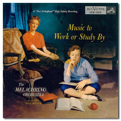 The cover art on records from the 1950s and 60s is so confusing and removed from reality that it looks like it was created in an alternate dimension.