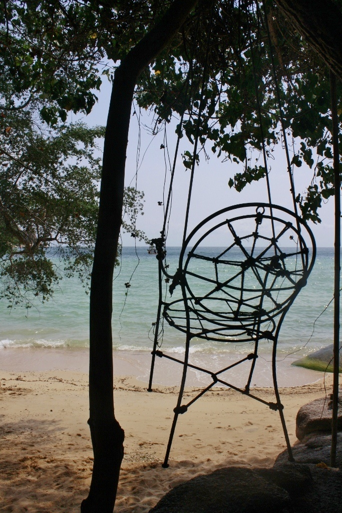 I found a lovely place to chill and enjoy life, Thailand  Photo: Stine Kylsø Pedersen