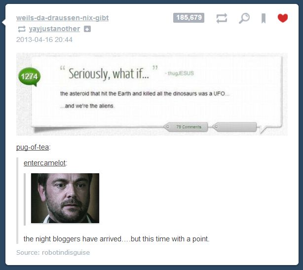 Some tumblr posts I found while trying to clean up my files. - Album on Imgur