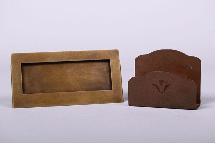 dirk van erp hammered brass picture frame open box san francisco handwrought box san francisco office 5
