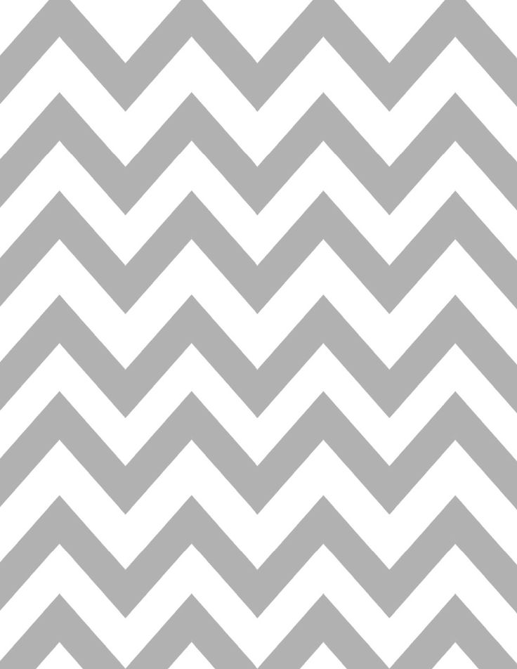 chevron printable