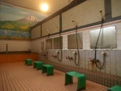 Baiga'99 bath house // sento