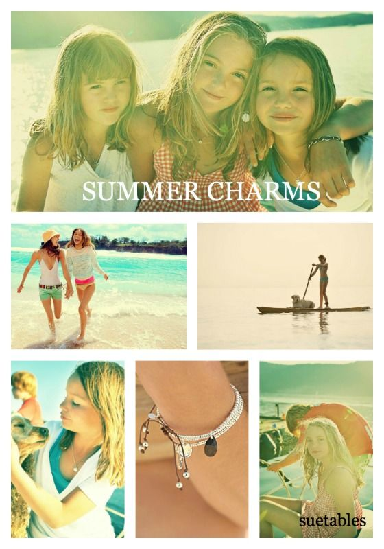 Summer charms