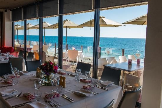 The Blue Duck is a unique celebration of delicious food and spectacular ocean views in the heart of Cottesloe.