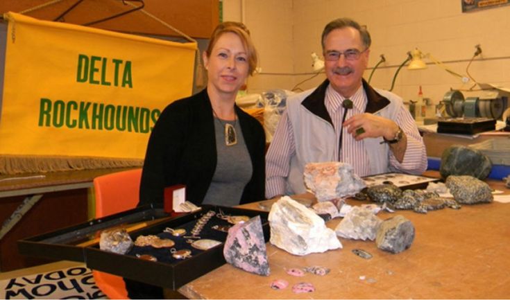 Come and visit us that the upcoming Delta Rockhounds Rock & Gem! Between November 4-5 Saturday & Sunday: 10am – 5pm South Delta Recreation Centre 1720-56th St, Delta, BC,, Canada