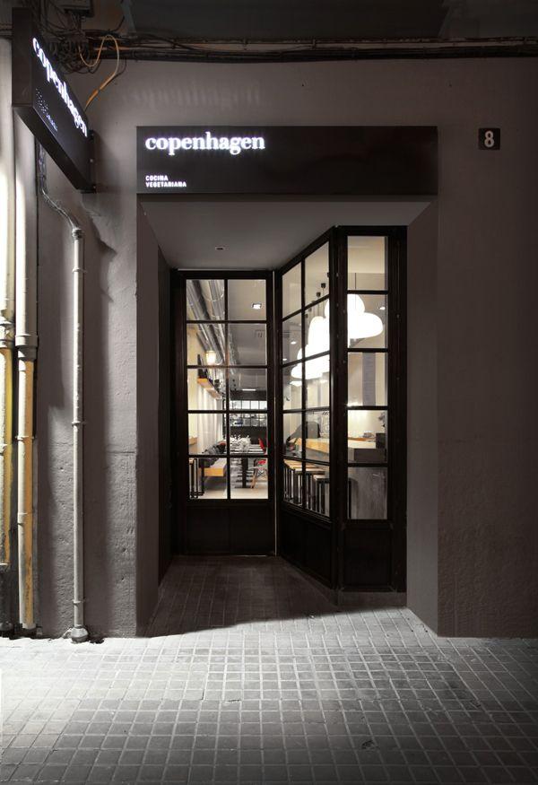 Copenhagen en Valencia, de Borja García. Un restaurante vegetariano con aire nórdico. | diariodesign.com