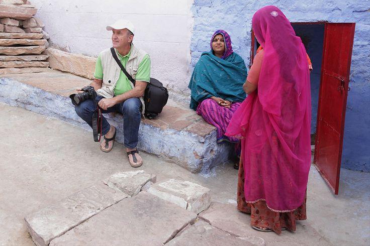 Moment à Jodhpur