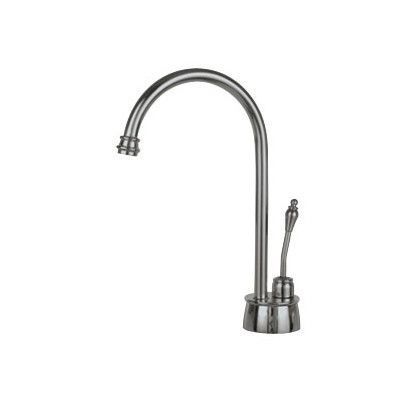 Franke Filtration Traditional Hot Water Only Point-of-Use Faucet Finish: Satin Nickel
