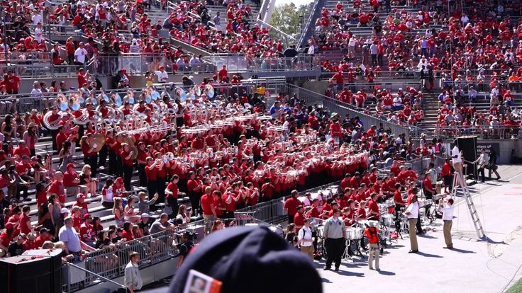 OSUMB Hang On Sloopy at Ohio State 2016 Spring game by OSU Spring Athlet...