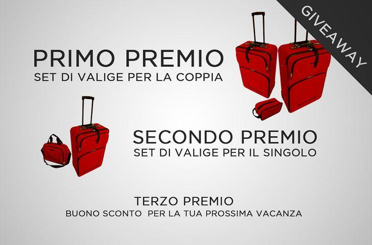 Vinci set di valigie con Tasc - http://www.omaggiomania.com/contest/vinci-set-valigie-tasc/