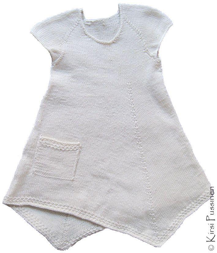 Tekstiiliteollisuus - teetee Primavera. Free pattern