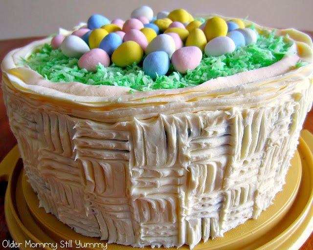 Carrot Cake ~ This dense and delicious carrot cake is the perfect dessert for Easter dinner.  I cannot count how many times I have been asked for this recipe, it is that good! http://oldermommystillyummy.com