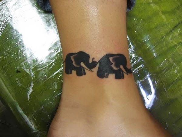 50 Coolest Elephant Tattoos Ideas For Girls   Ink Tattoo Art