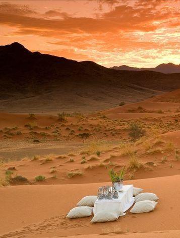Sossusvlei Desert Lodge, Namibia, Africa