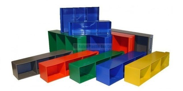 Plastic Spare Parts Trays