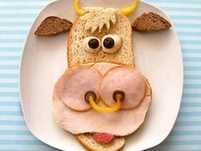Belegte Brote: Lustige Brotideen für Kinder