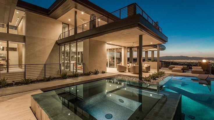 Former Lakers Guard Jordan Farmar Sells Newly Built Las Vegas Home for $3.5M | American Luxury
