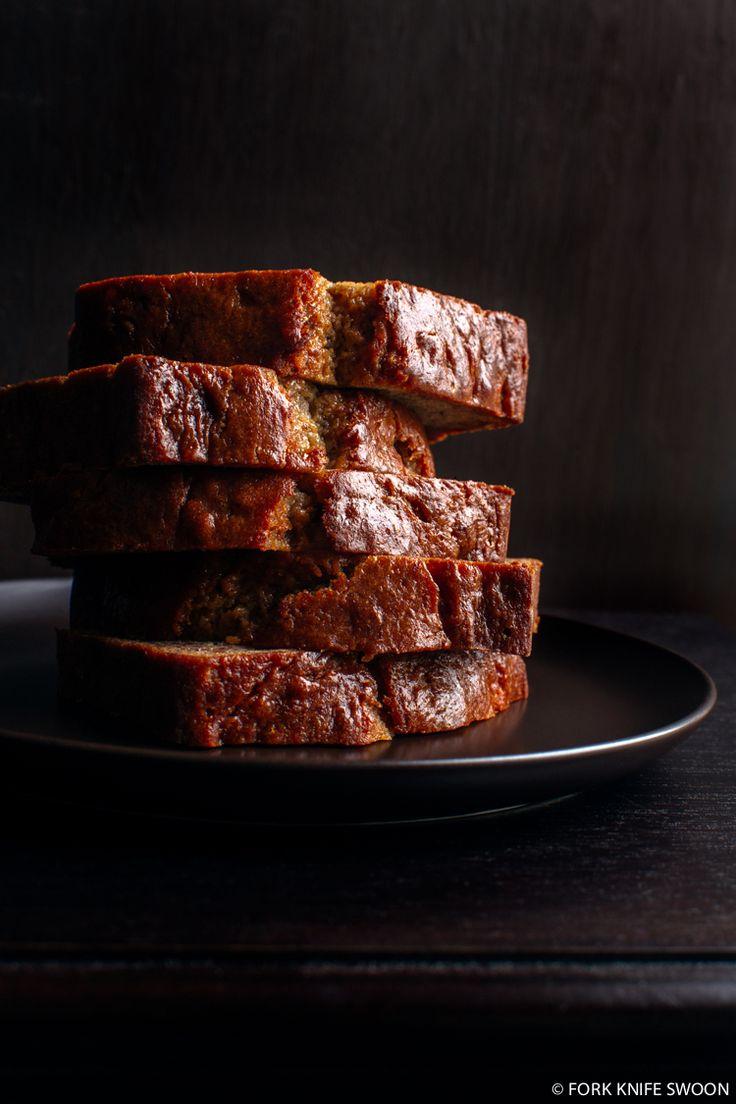 Ginger Spiced Banana Bread | Fork Knife Swoon