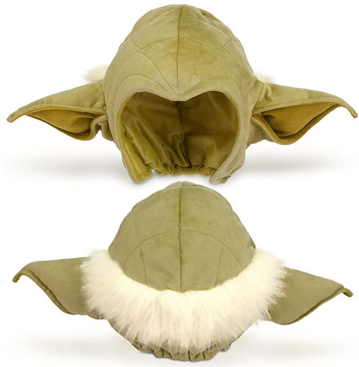 Disney Store STAR WARS Jedi Master YODA Costume Cosplay Green EARS HAT Cap KIDS in Clothes, Shoes & Accessories, Fancy Dress & Period Costume, Accessories | eBay